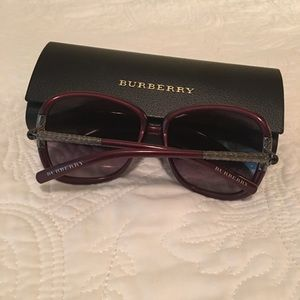 Burberry brand new sunglasses